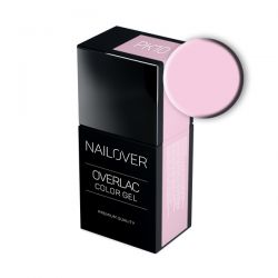 Nailover - Overlac Color Gel - PK10 (15ml)