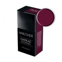 Nailover - Overlac Color Gel - PK14 (15ml)