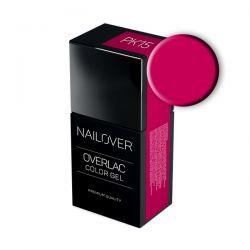Nailover - Overlac Color Gel - PK15 (15ml)