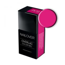 Nailover - Overlac Color Gel - PK19 (15ml)