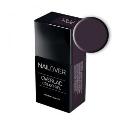 Nailover - Overlac Color Gel - VI02 (15ml)