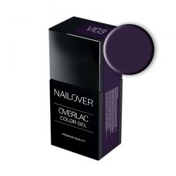 Nailover - Overlac Color Gel - VI03 (15ml)