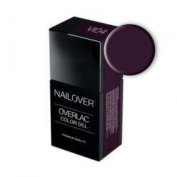 Nailover - Overlac Color Gel - VI04 (15ml)