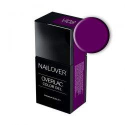 Nailover - Overlac Color Gel - VI08 (15ml)