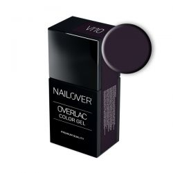 Nailover - Overlac Color Gel - VI10 (15ml)