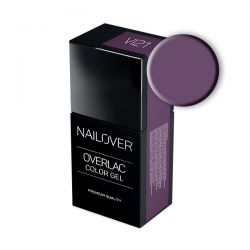 Nailover - Overlac Color Gel - VI21 (15ml)