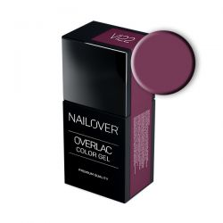 Nailover - Overlac Color Gel - VI22 (15ml)