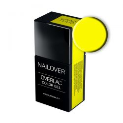 Nailover - Overlac Color Gel - YO06 (15ml)