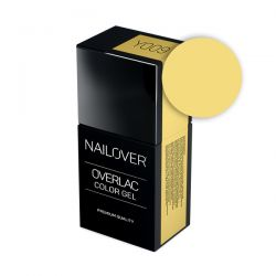 Nailover - Overlac Color Gel - YO09 (15ml)