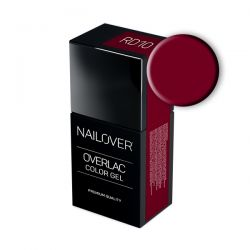 Nailover - Overlac Color Gel - RD10 (15ml)