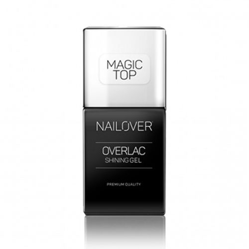Nailover - Unica Top - Magic (15ml)