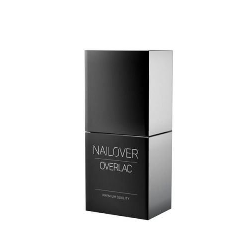 Nailover - HD Shine Transparent 2 in 1 - Overlac (8ml)