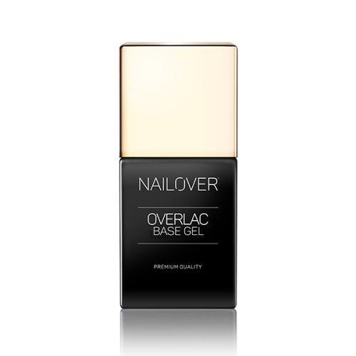 Nailover - Overlac Base Gel - Gel de Baza - Easy (15ml)