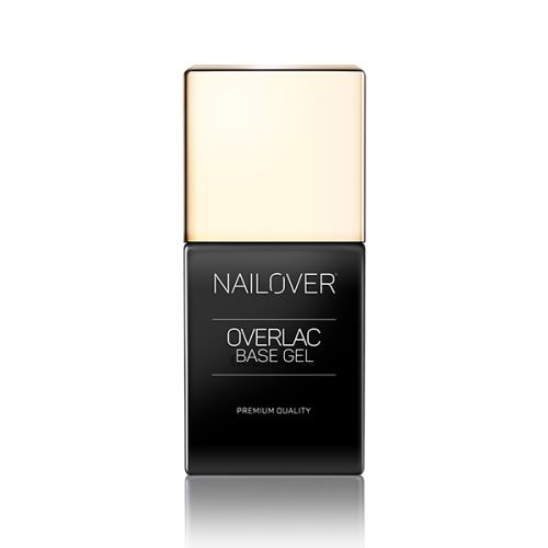 Nailover - Overlac Base Gel - Plus Base Gel (15ml)