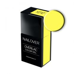 Nailover - Overlac Color Gel - YO12 (15ml)