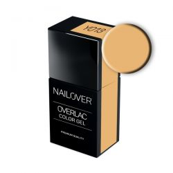 Nailover - Overlac Color Gel - YO13 (15ml)