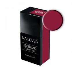 Nailover - Overlac Color Gel - RD25 (15ml)
