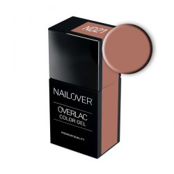 Nailover - Overlac Color Gel - ND21 (15ml)