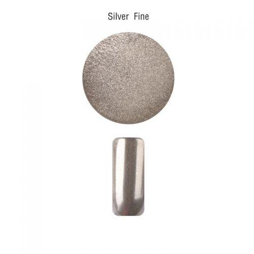 Nailover - Pure Pigments - Silver Fine (2gr)