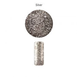 Nailover - Pure Pigments - Mini Flakes - Silver (2gr)