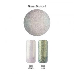 Nailover - Pure Pigments - Pigment Mica - Green Diamond (2gr)