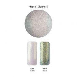Nailover - Pure Pigments - Pigment Mica - Green Diamond (2gr)