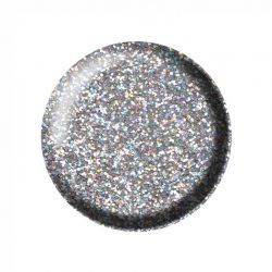 Nailover - Glitter Parade - Sclipici Silver Multicolor Big - P1