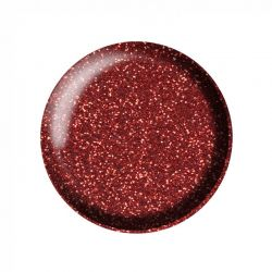 Nailover - Glitter Parade - Sclipici Red Bordeaux - P06