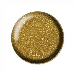 Nailover - Glitter Parade - Sclipici Gold - P08
