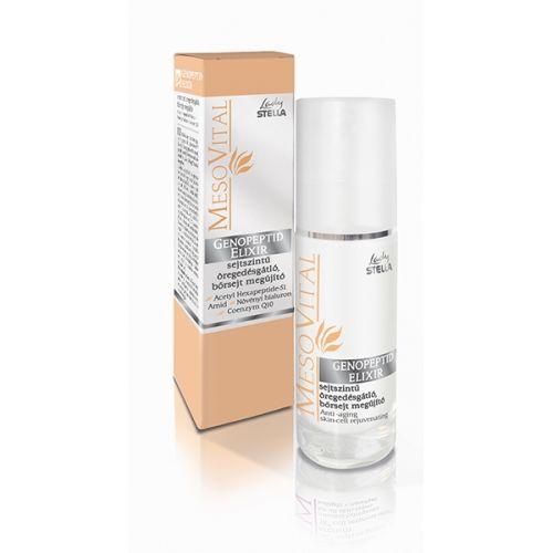 MesoVital - Genopeptid Elixir - Ser rejuvenare celulara, anti-aging (30ml)