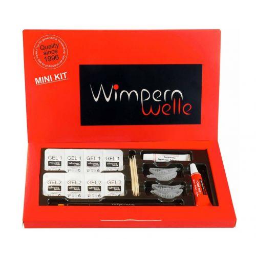 Wimpernwelle - Mini Kit Lifting cu Power Pad