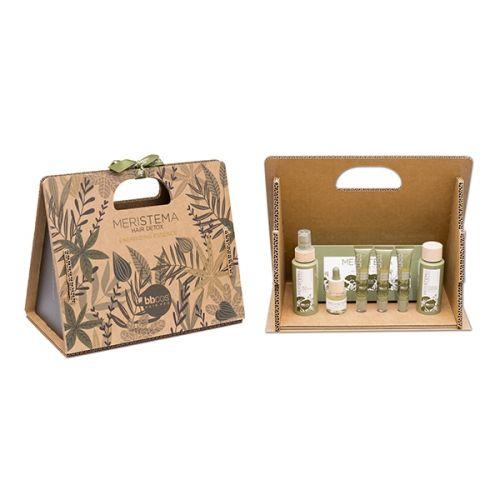 BBCOS Meristema Hair Detox - Energizing Essence Kit