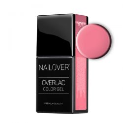 Nailover - Overlac Color Gel - YO17 (15ml)