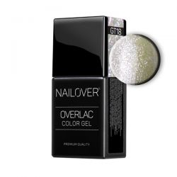 Nailover - Overlac Color Gel - GT18 (15ml)