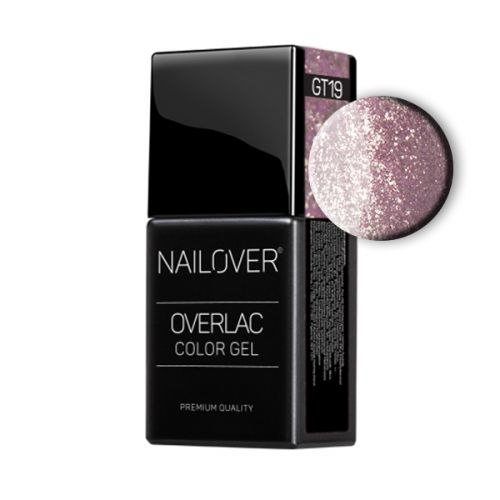 Nailover - Overlac Color Gel - GT19 (15ml)