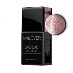 Nailover - Overlac Color Gel - GT20 (15ml)