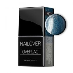 Nailover - Overlac Color Gel Metal - M07 (8ml)