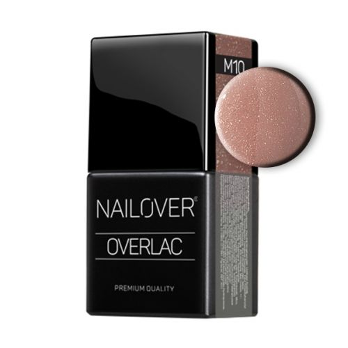 Nailover - Overlac Color Gel Metal - M10 (8ml)
