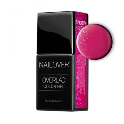 Nailover - Overlac Color Gel - Enjoy Kiss (15ml)