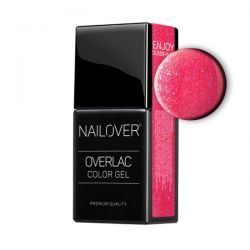 Nailover - Overlac Color Gel - Enjoy Sunshine (15ml)