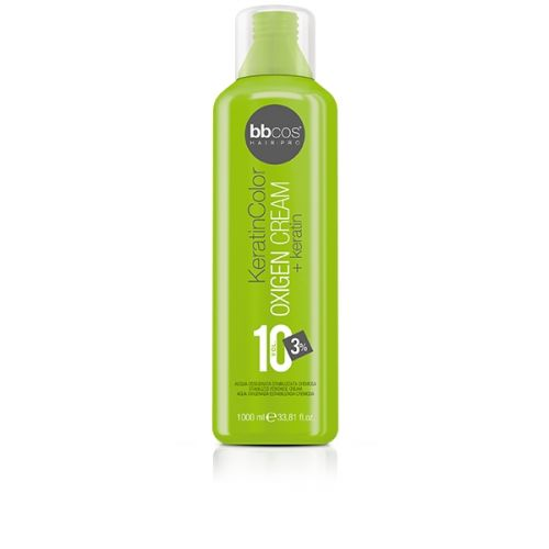 BBCOS- Oxidant Keratin Color- 3% (1000ml)