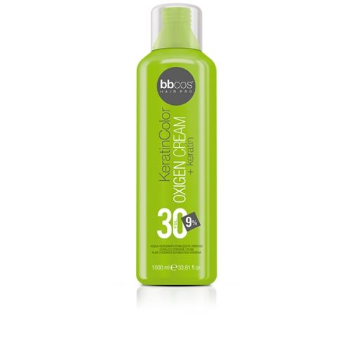 BBCOS- Oxidant Keratin Color- 9% (1000ml)