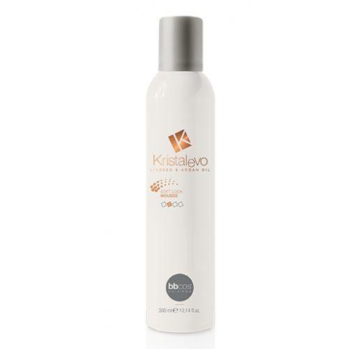 BBCOS- Kristal Evo - Spuma de par - Soft Look (300ml)