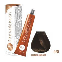 BBCOS - Vopsea de par Innovation EVO (4/0- Castano Naturale)