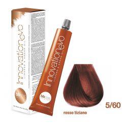 BBCOS- Vopsea de păr Innovation EVO (5/60- Rosso Tiziano)