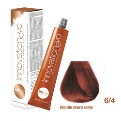 BBCOS- Vopsea de păr Innovation EVO (6/4- Biondo Scuro Rame)