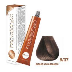 BBCOS- Vopsea de păr Innovation EVO (6/07- Biondo Scuro Tabacco)