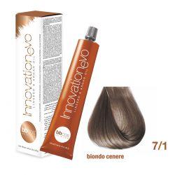 BBCOS- Vopsea de păr Innovation EVO (7/1- Biondo Cenere)