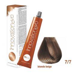 BBCOS- Vopsea de păr Innovation EVO (7/7- Biondo Beige)