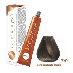 BBCOS- Vopsea de păr Innovation EVO (7/01- Biondo Naturale Cenere)